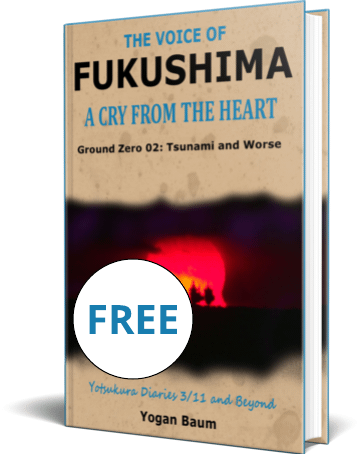 Book cover The Voice of FUKUSHIMA: A Cry from the Heart – Ground Zero 02: Tsunami and Worse
